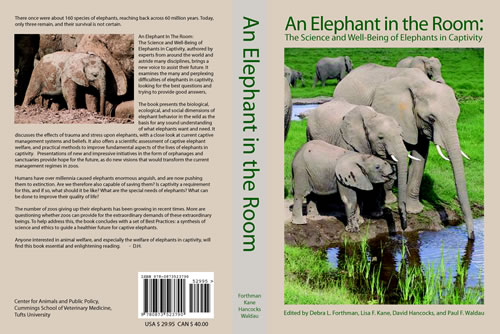 The Science and Well-Being of Elephants in Captivity