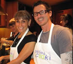 Cooking  party Sausalito. Photo: PartiesThatCook
