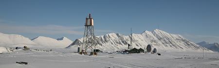 Isfjord Radio. (©ElephantVoices)