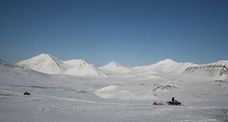 Svalbard nature. (©ElephantVoices)