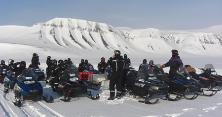 Svalbard  visit. (©ElephantVoices)