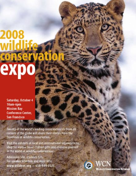 2008 WCN Expo Flyer.